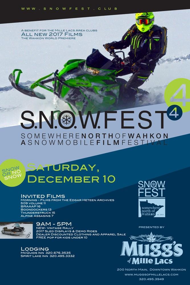 SNOWFEST 4 Poster