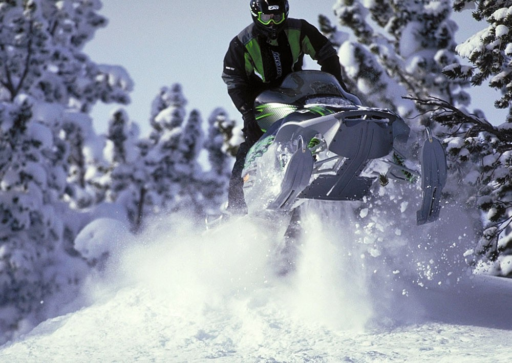 2001 Arctic Cat Mountain Cat