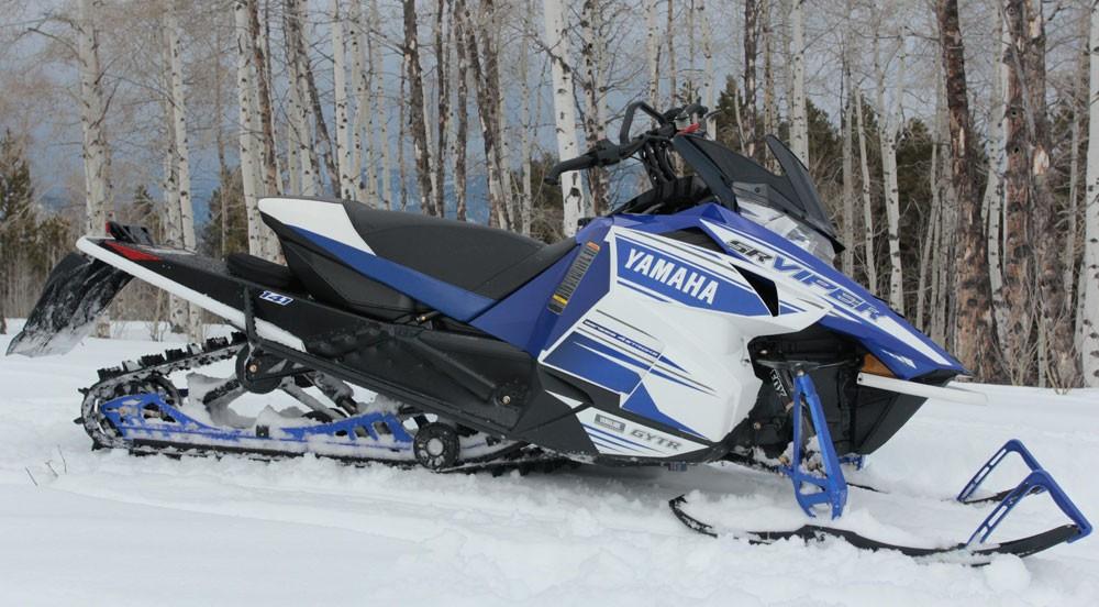 2017 Yamaha Viper X-TX SE 141 Profile