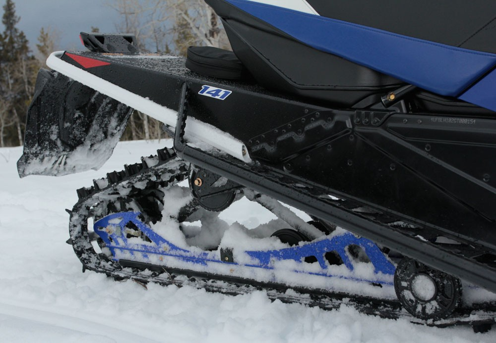 2017 Yamaha Viper X-TX SE 141 Track