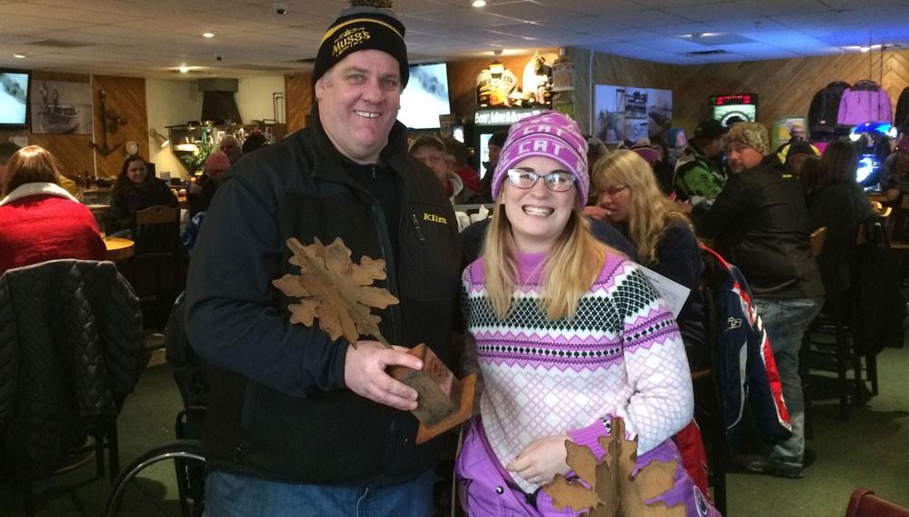 Snowfest Costume Winner