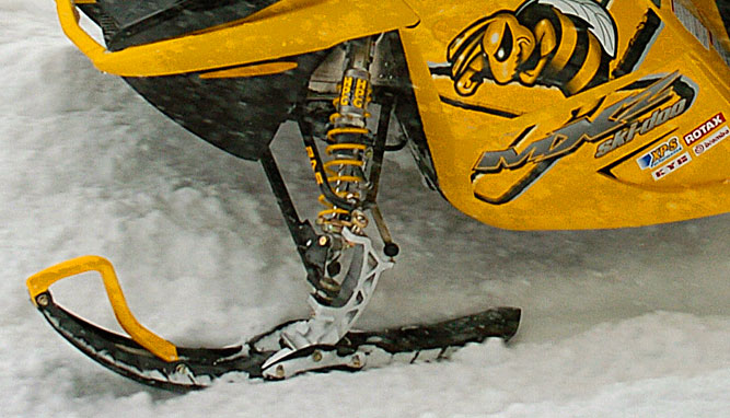 2006 Ski-Doo MXZ Suspension