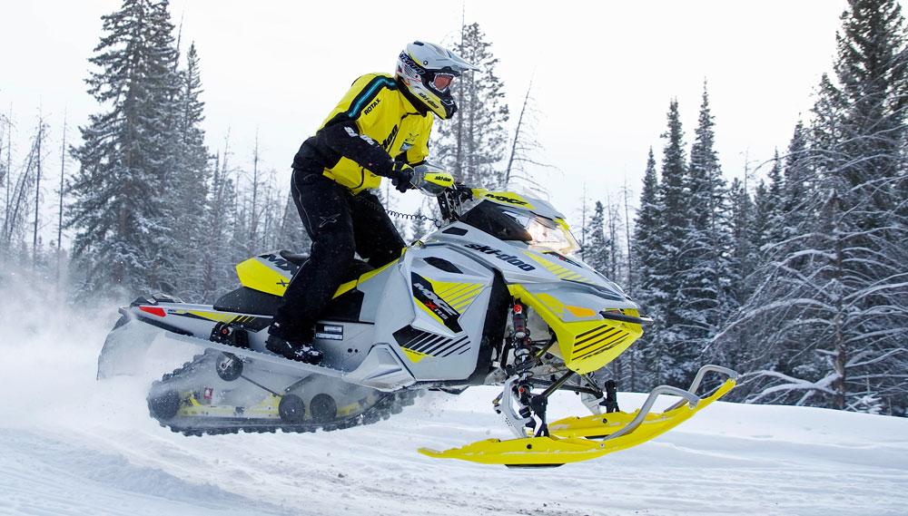 Ski Doo Parts >> Reflections: Snowmobile Model Year 2017 - Snowmobile.com