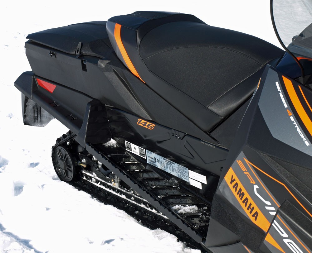 2017 Yamaha Viper S-TX 146 Track