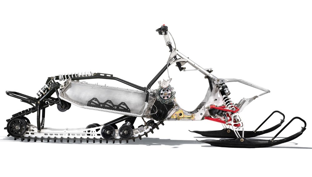 Polaris Switchback Chassis