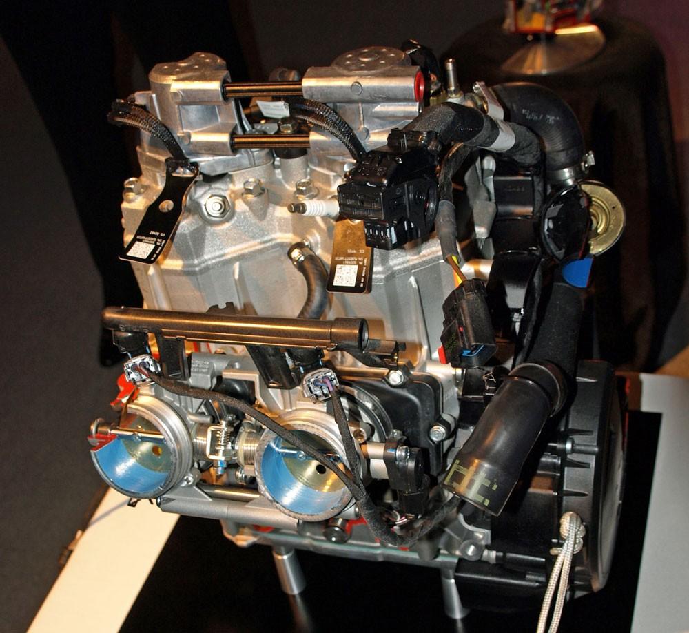 Rotax 850 ETEC