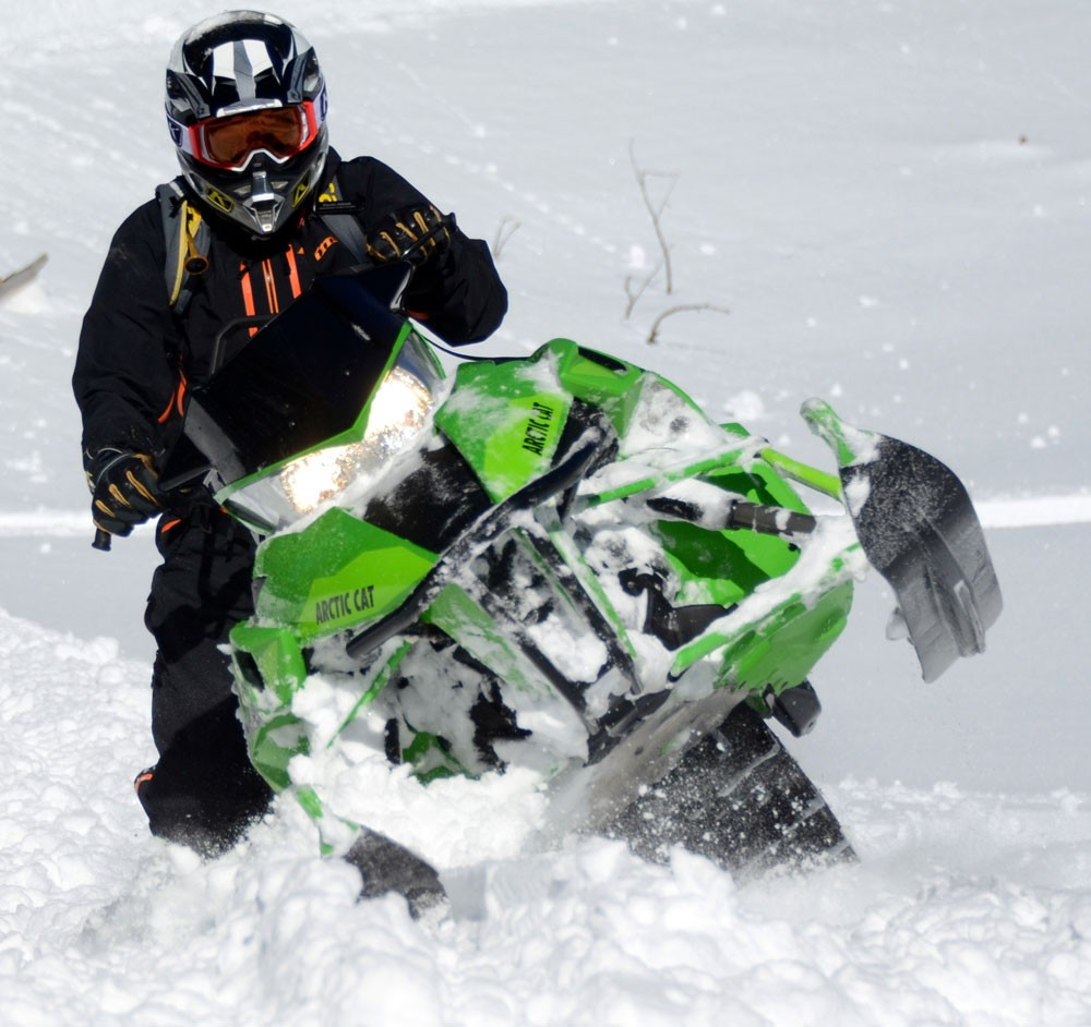 2017 Arctic Cat Mountain Cat PowerClaw