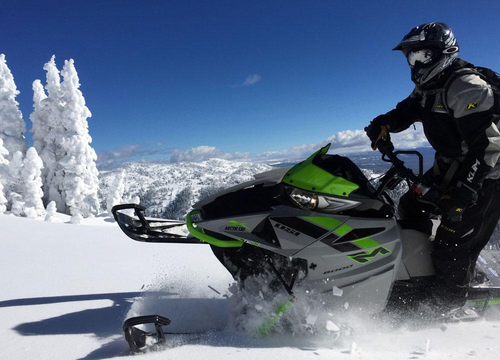 2018 Arctic Cat M8000 Sno Pro 153 Review - Snowmobile.com