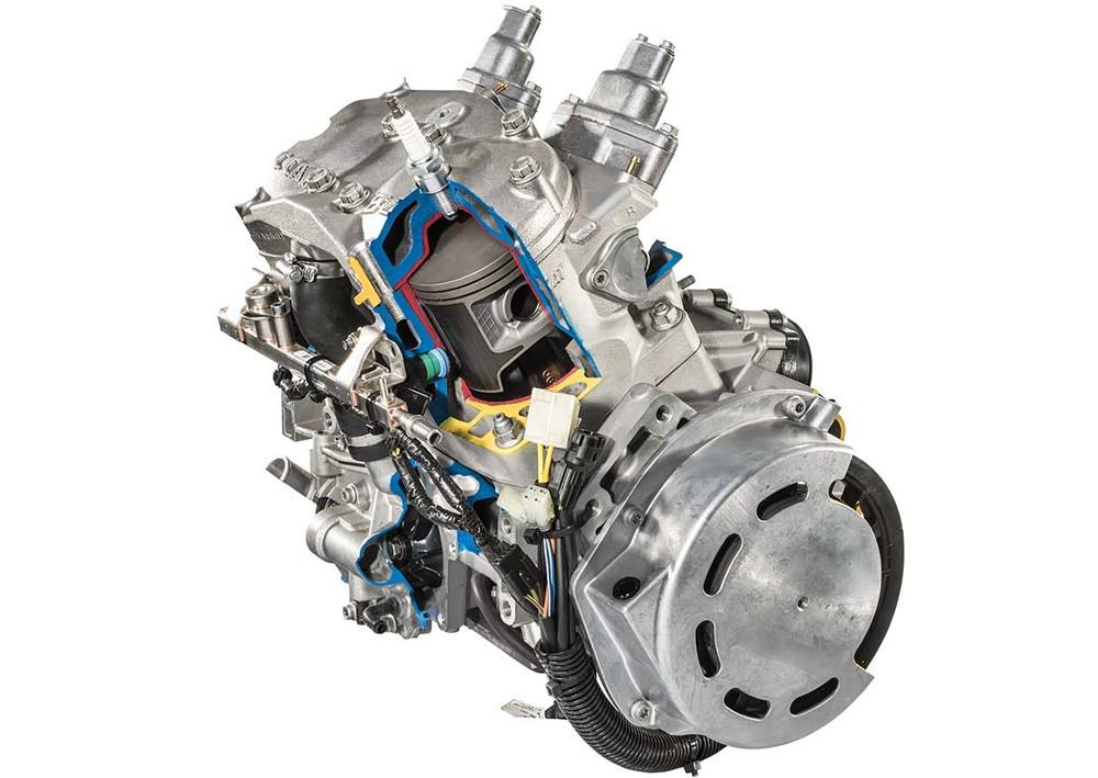 Arctic Cat 800 C-TEC2 Engine Cutout