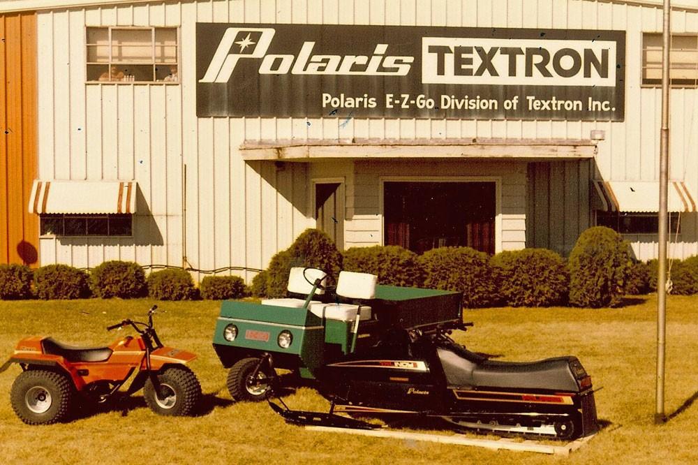 Polaris Textron Early Days