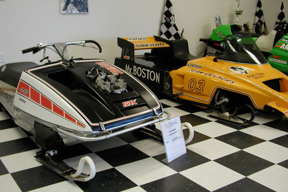 Snowmobile Hall of Fame