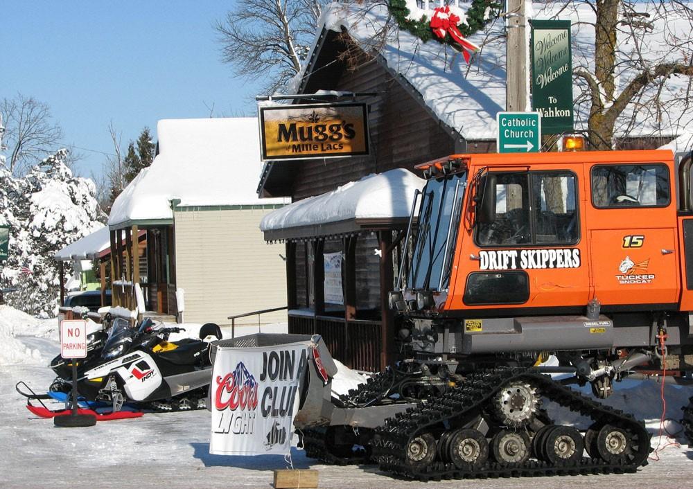 Wahkon Pitstops SNOWFest
