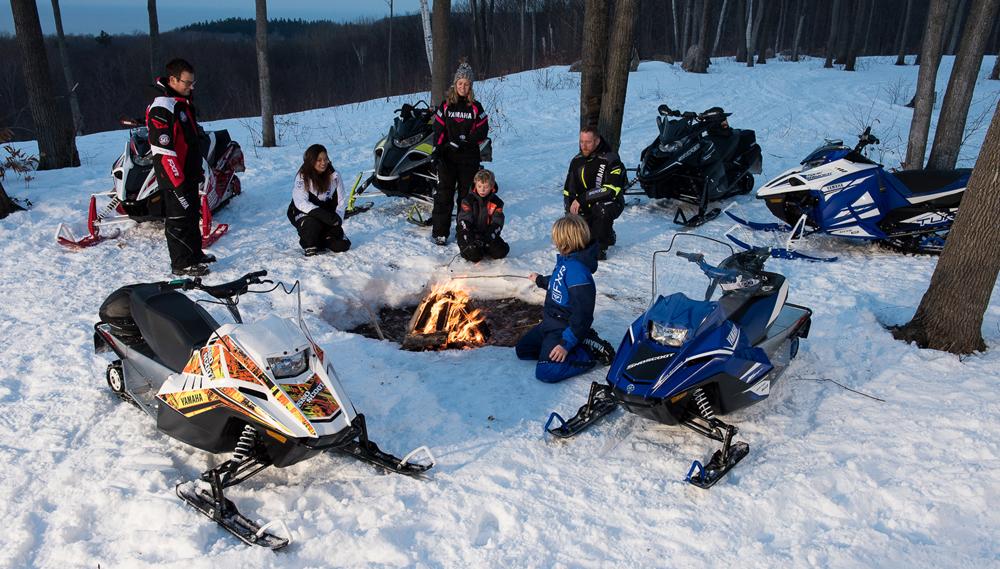 2018 Yamaha Snowmobiles Unveiled Snowmobile Com