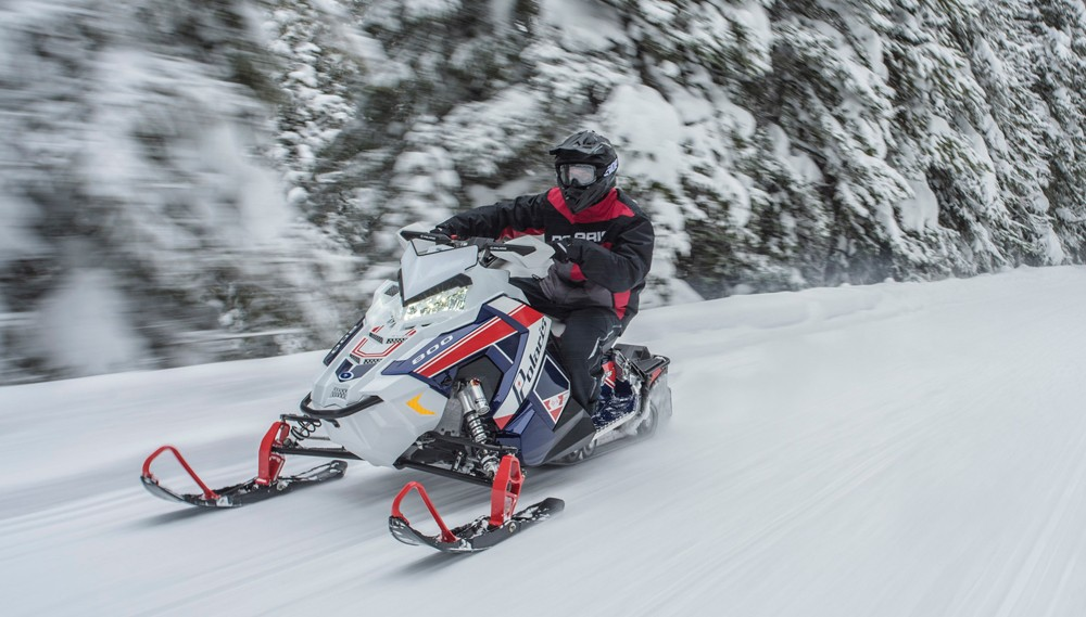 2018 Polaris Rush Retro Trail