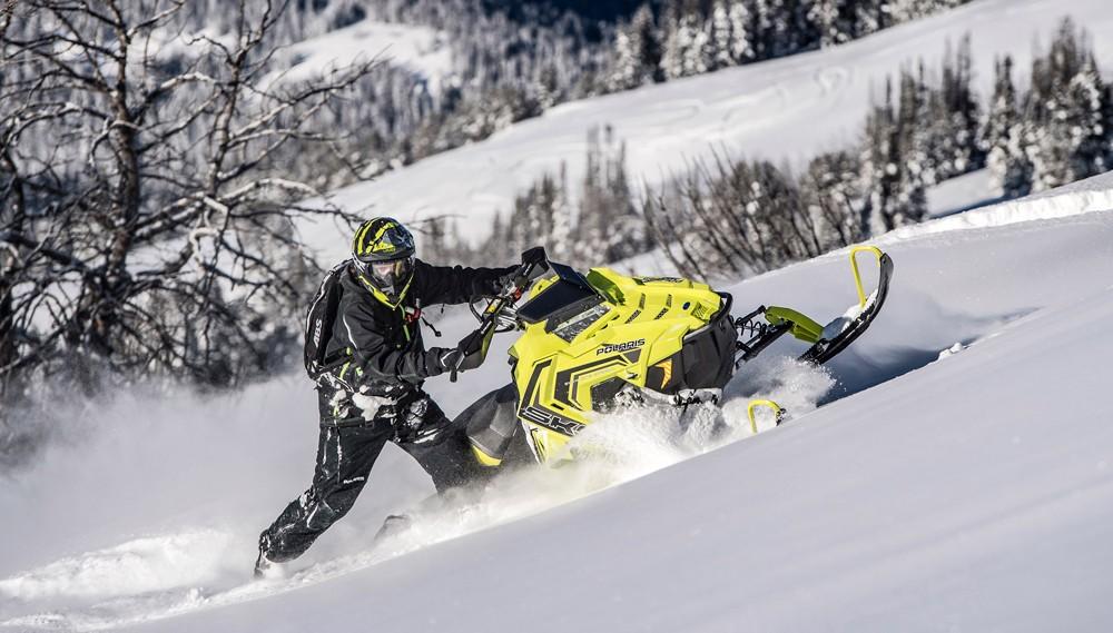 2018 Polaris SKS 800 Climbing