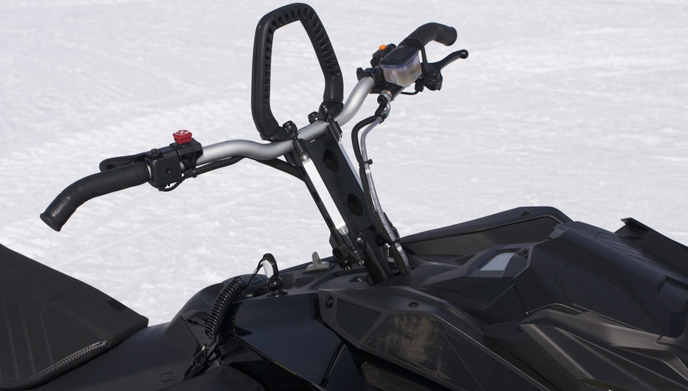 2018 Ski-Doo 850 Summit X 175 Steering Post
