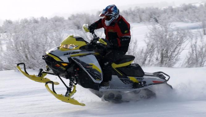 2018 Ski Doo Mxz X Rs 850 Review Video