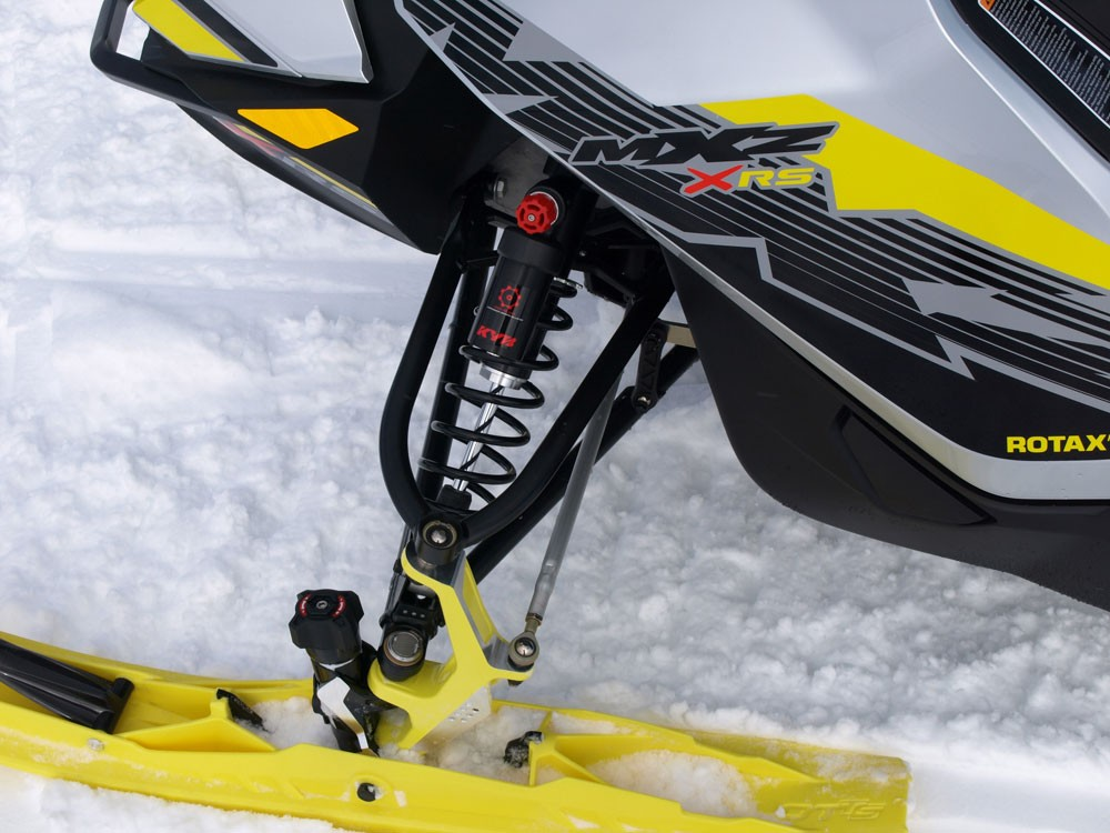 2018 Ski-Doo MXZ X-RS 850 Front Suspension KYB
