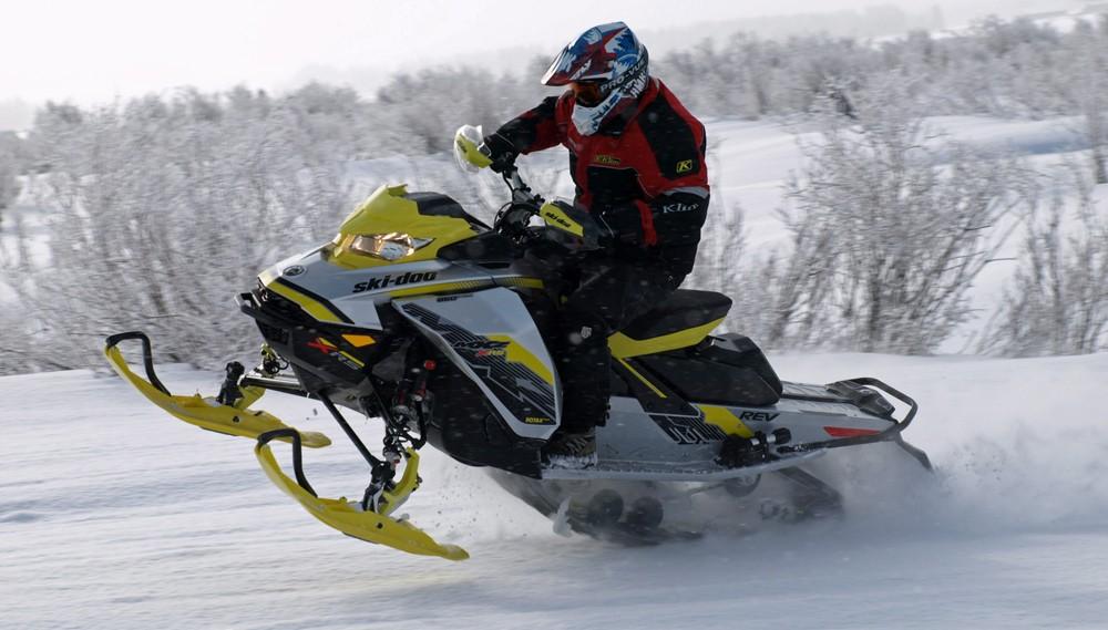2018 Ski-Doo MXZ XRS