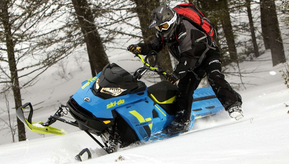 2018 Ski-Doo Summit 175