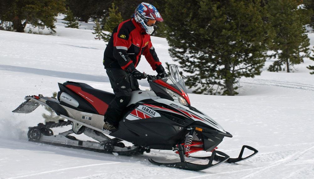 2018 yamaha apex le 50th review video snowmobilecom