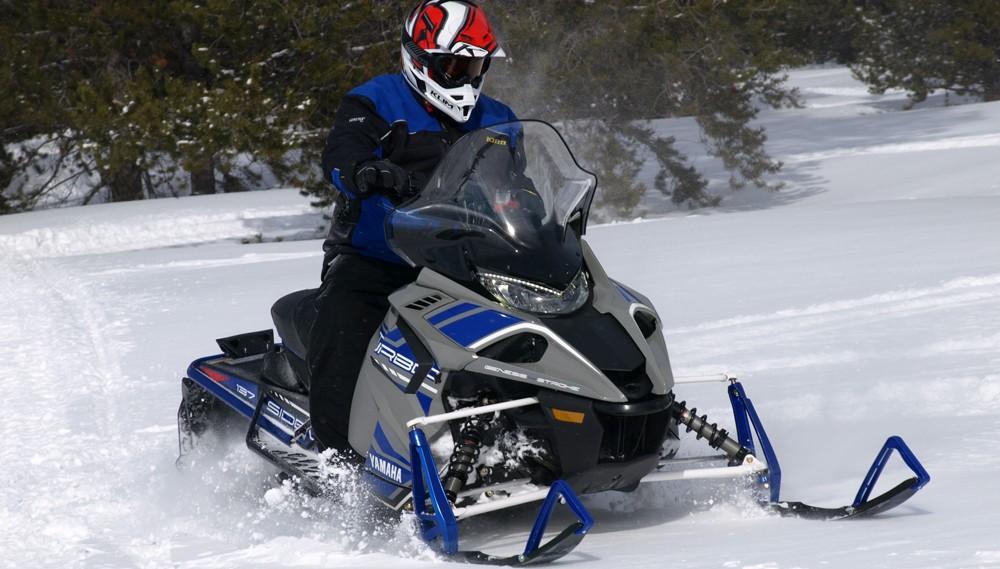 2018 Yamaha Sidewinder Turbo