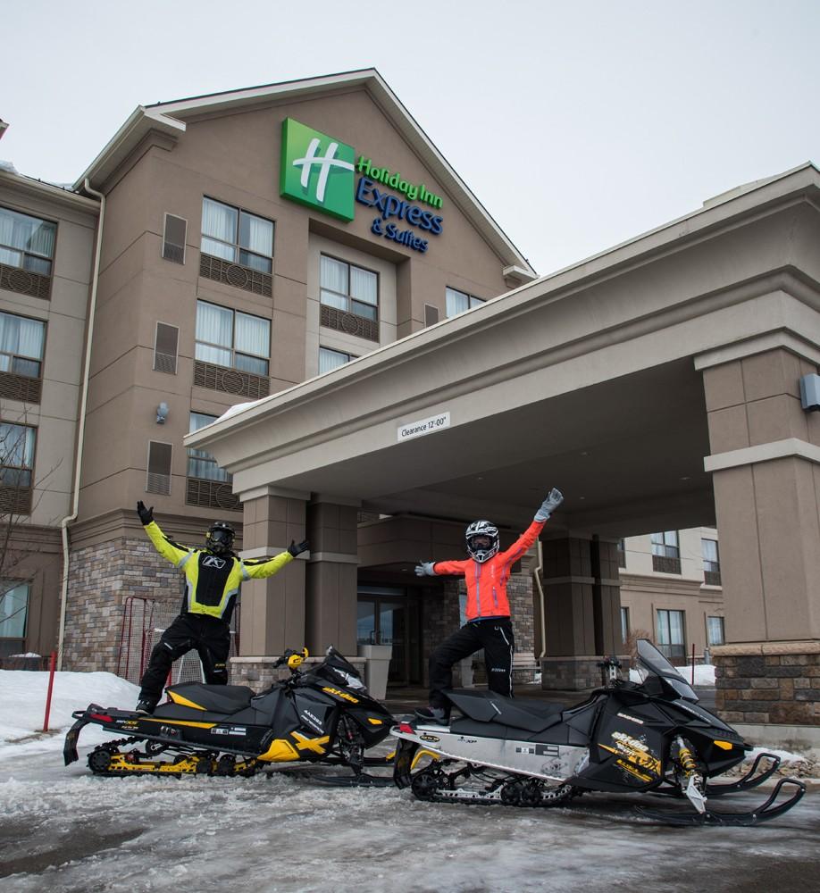 Holiday Inn Express New Liskeard