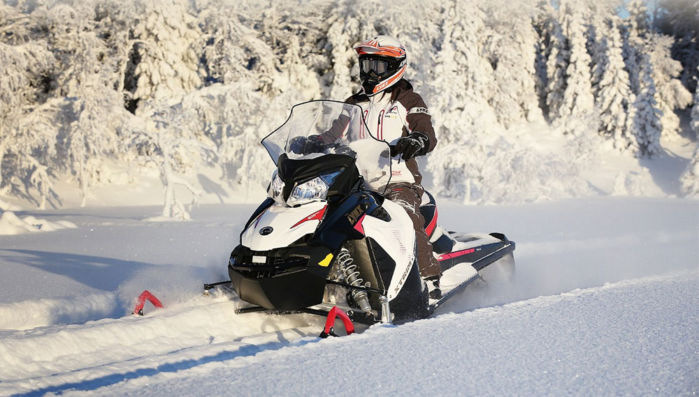 BRP Celebrates 50 Years of Lynx Snowmobiles - Snowmobile.com