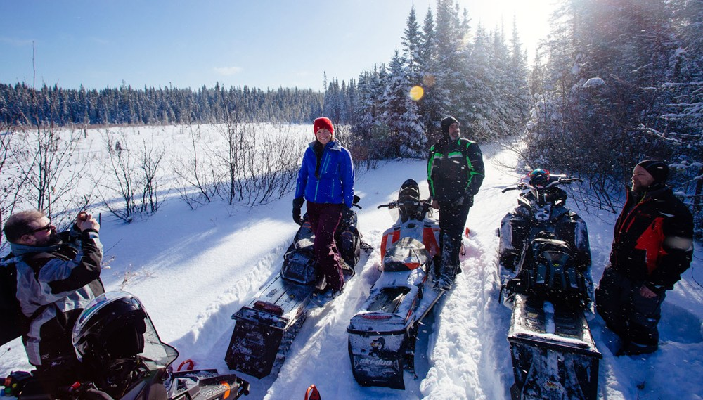 Snowmobile Trails Ontario