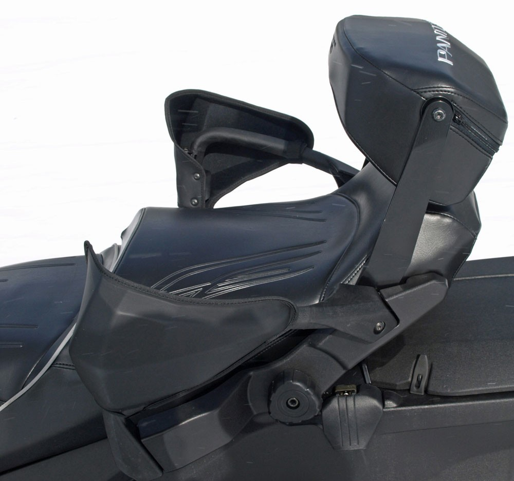 2018 Arctic Cat Pantera 6000 Backrest