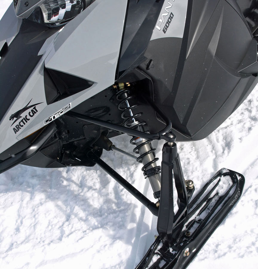 2018 Arctic Cat Pantera 6000 Front Suspension