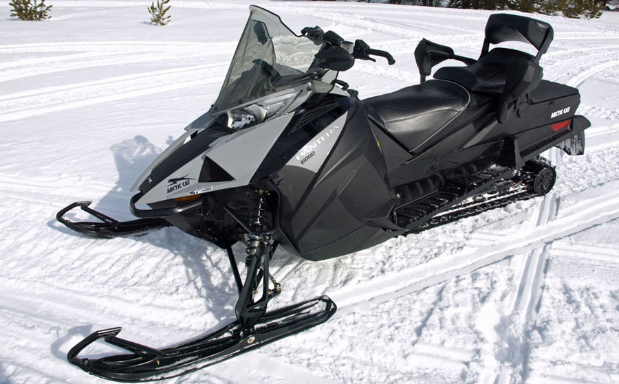 2018 Arctic Cat Pantera 6000 Profile