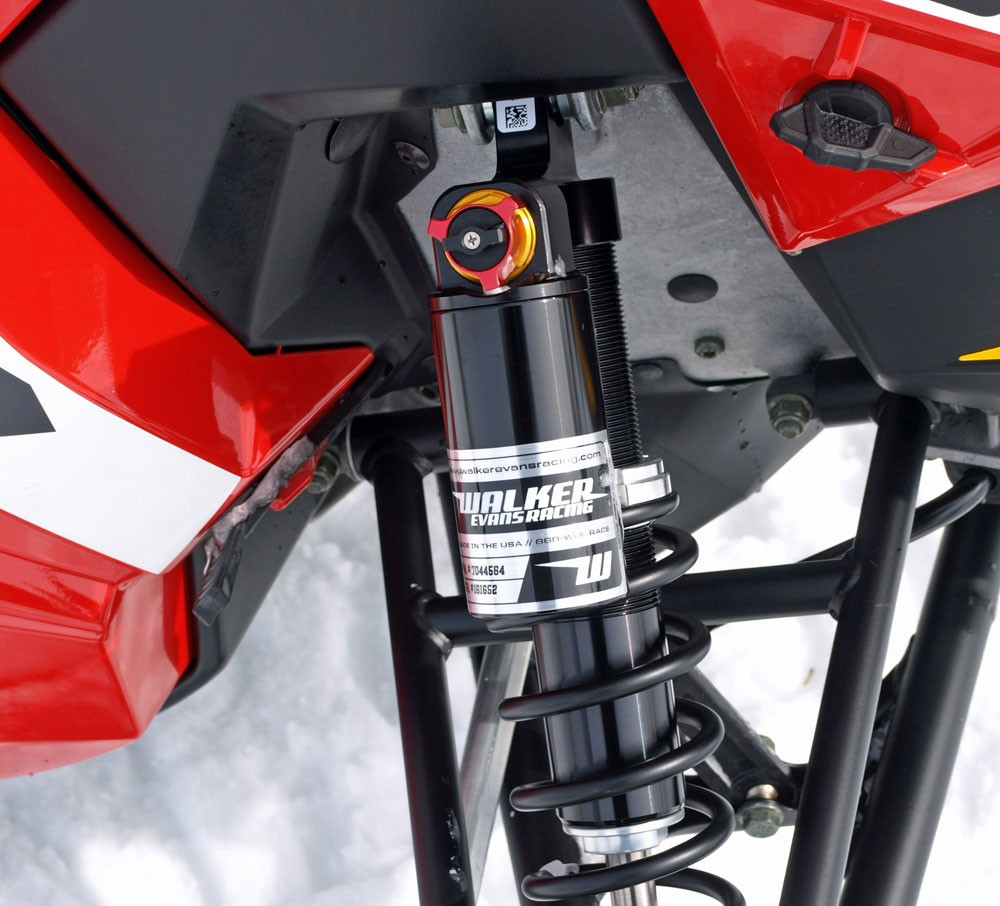 2018 Polaris 600 Switchback XCR Walker Evans Shock