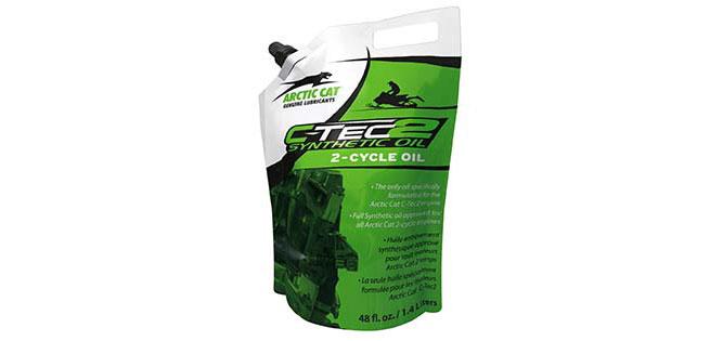 Arctic Cat C-TEC2 Oil