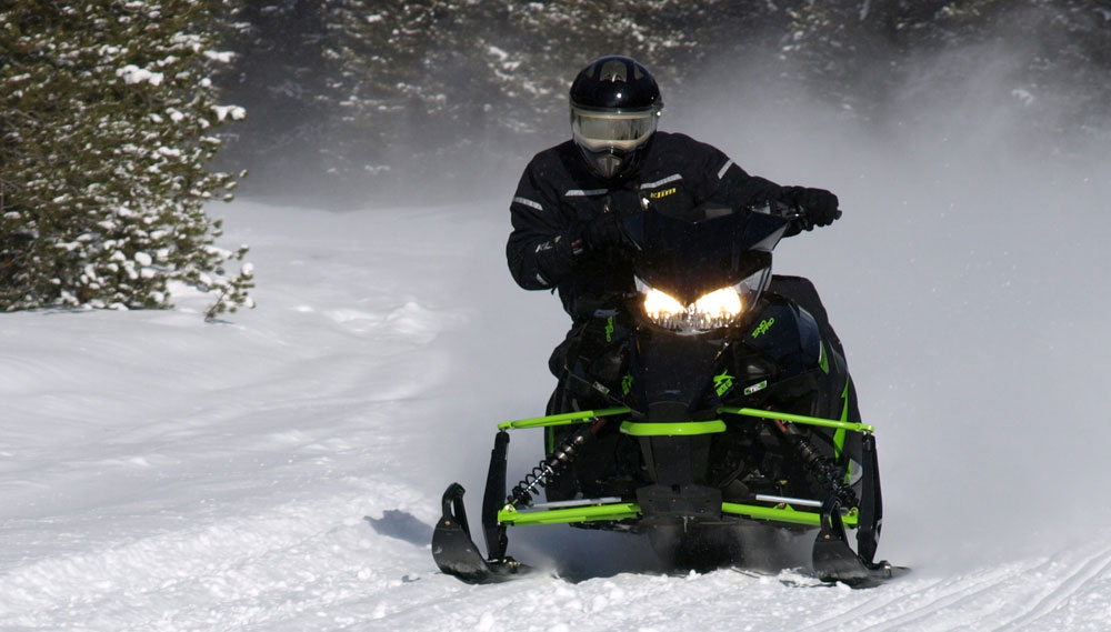 Upgrades For Your Arctic Cat Snowmobile - Snowmobile.com