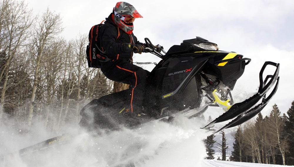 Ski-Doo Summit X