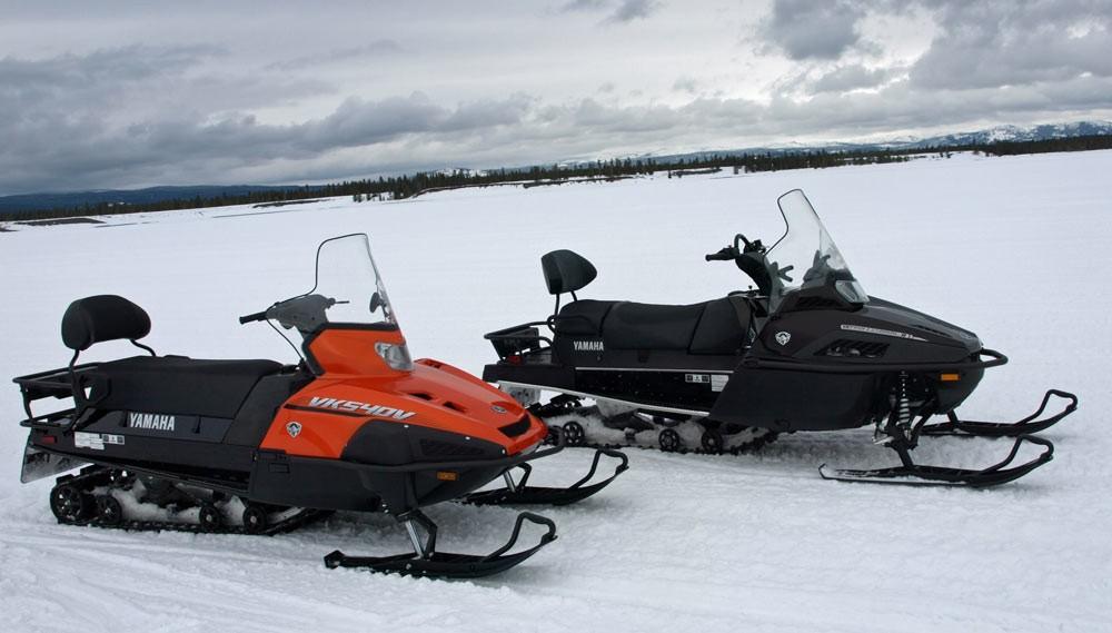 Yamaha Utility Snowmobiles