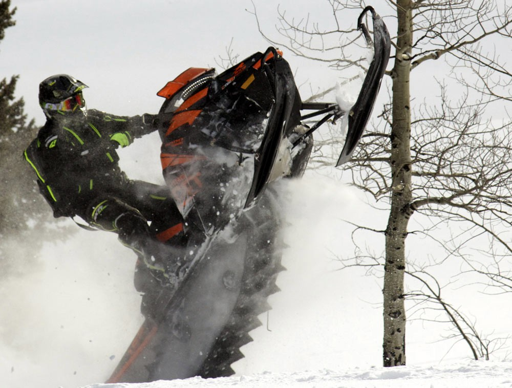 2018 Arctic Cat M9000 King Cat Power to Weight