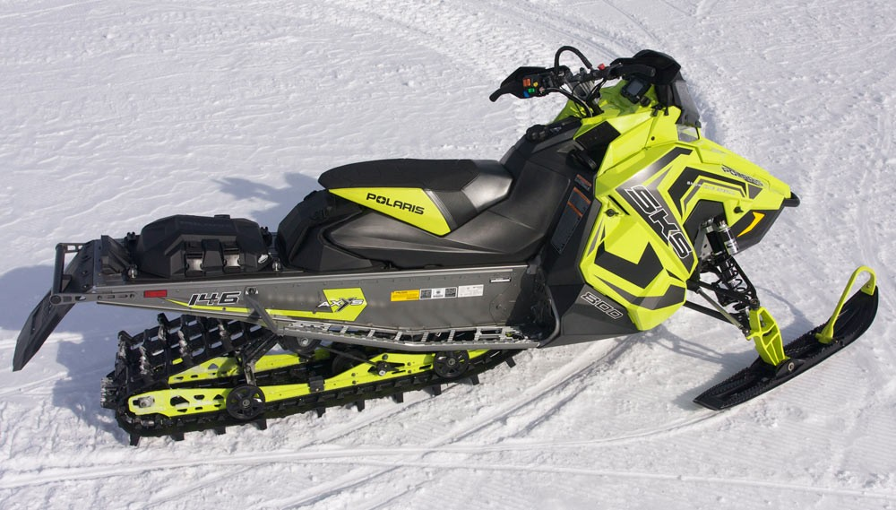 2018 Polaris AXYS SKS 146 Profile