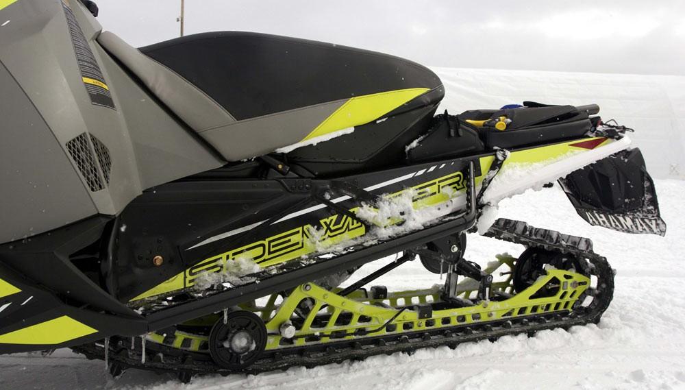 2018 Yamaha Sidewinder B-TX Rear