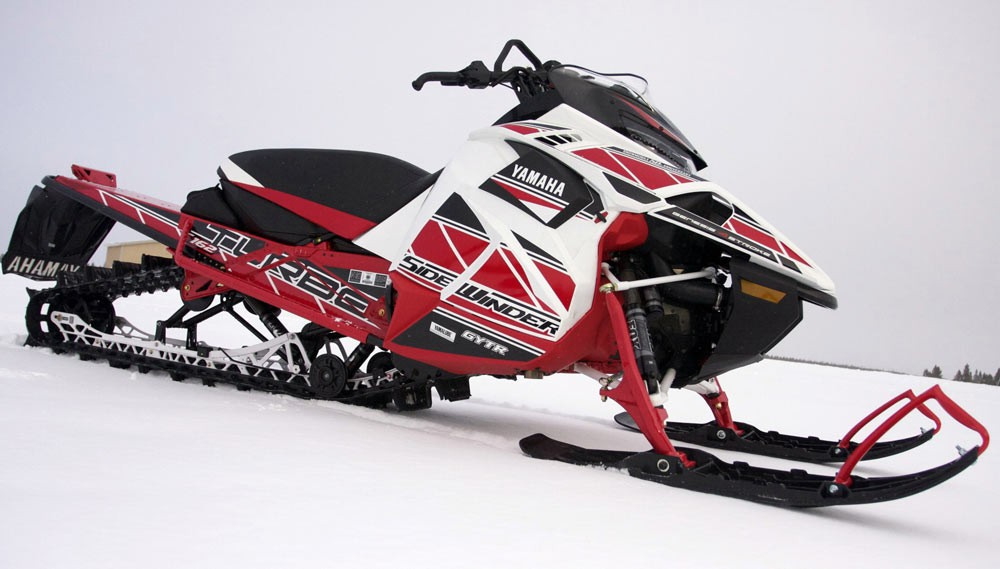 2018 Yamaha Sidewinder M-TX 50th Anniversary