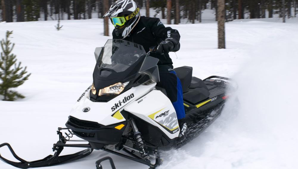 Ski-Doo Accessories and Add-Ons - Snowmobile com