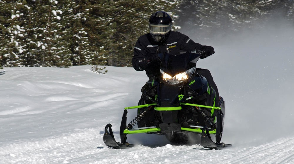 2018 Arctic Cat ZR 8000 Limited 137