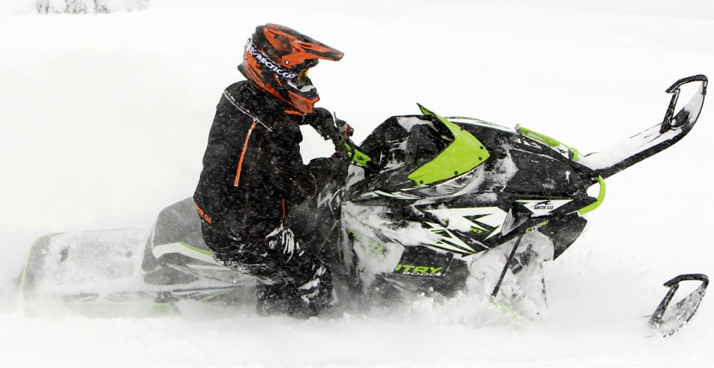 2018 Arctic Cat XF 9000 High Country Limited Edge