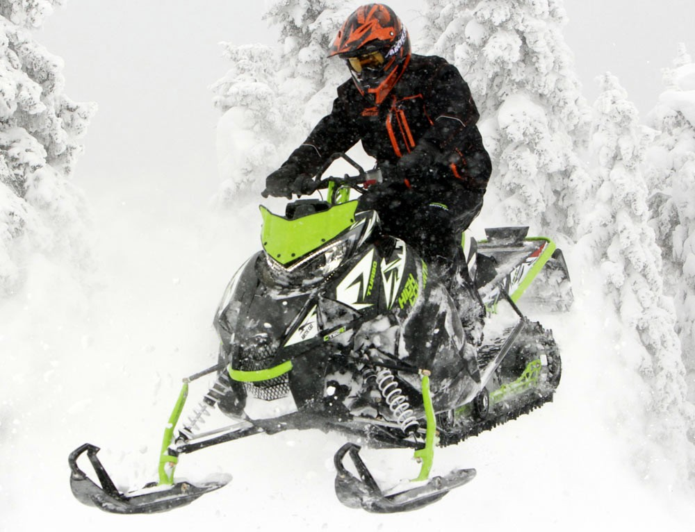 2018 Arctic Cat XF 9000 High Country Limited Jump