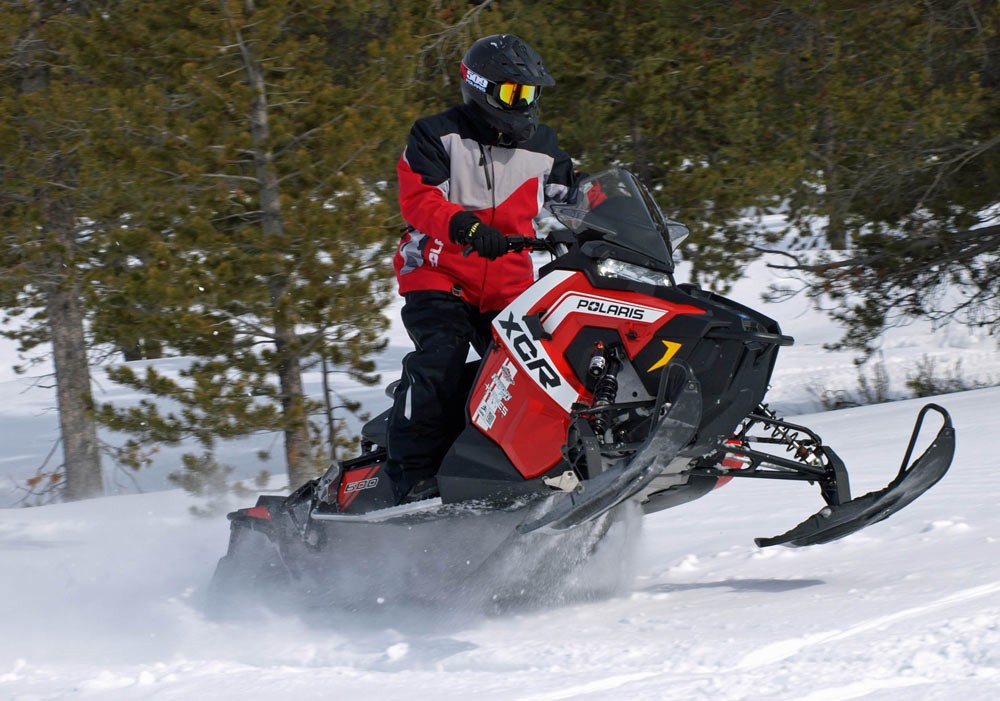 Polaris XCR Switchback 800