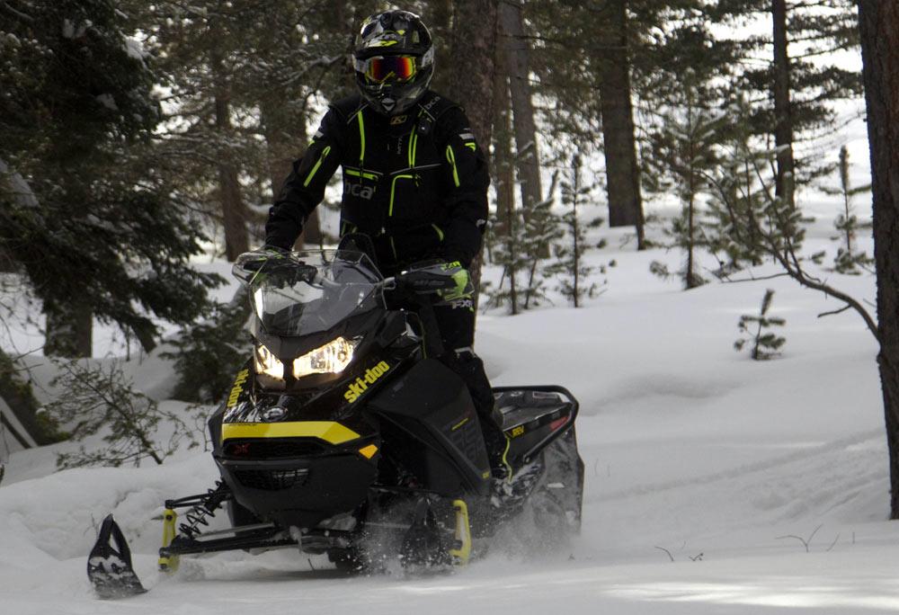 Kyb Shocks Review >> 2018 Ski-Doo Renegade Backcountry X 850 E-TEC Review + Video - Snowmobile.com