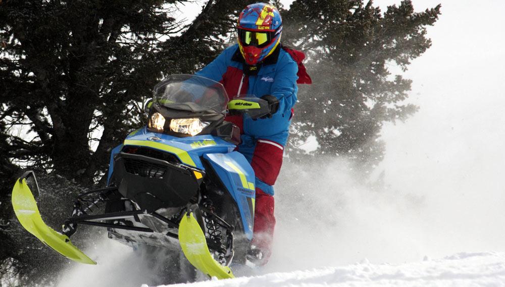 2018 Ski Doo Renegade Backcountry X 850 E Tec Review
