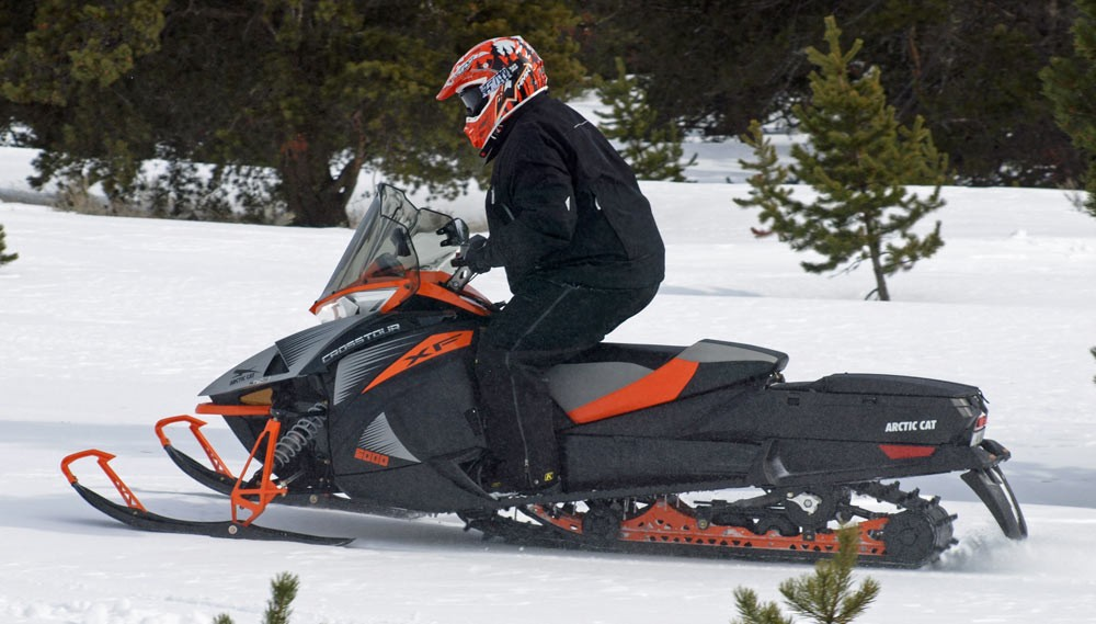 Arctic Cat CrossTour