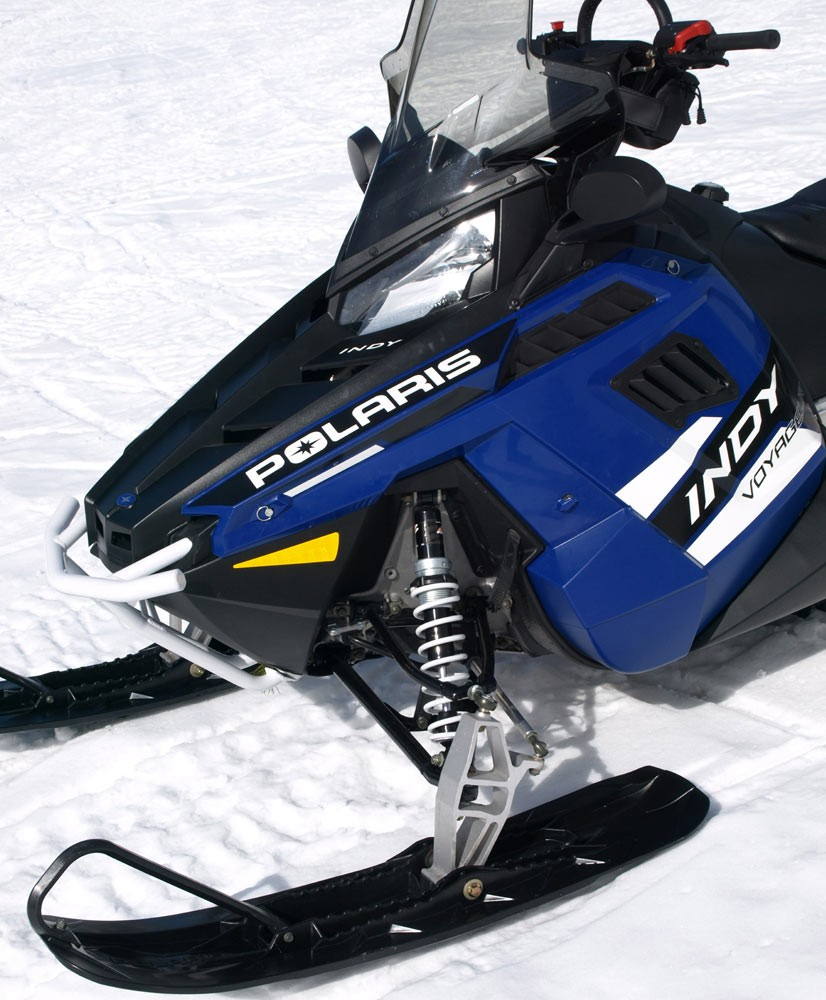 Polaris Indy Skis
